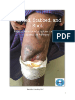 Burned, Stabbed and Shot – Physical Evidence of Atrocities Committed against the Rohingya