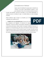 Tipos de Turbinas en Procesos de Gas