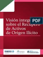 Visión Integral Sobre El Recupero de Activos de Origen Ilícito