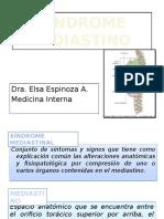 sindome mediastinal  y enfermedades del mediastino 1.pptx