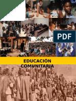 Educación comunitaria.ppt
