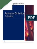 Trabajo Herramientas de la Productividad - Perforating Oil Services Colombia
