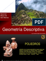Interseccion de Poliedros Geometria Descriptiva
