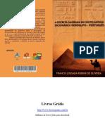 A Escrita Sagrada do Egito Antigo - Dicionário Hieróglifo-Português.pdf