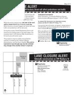 Roxbury Sidewalk Alert