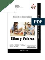 Modulo de Integralidad _ETICA y VALORES_4 de 9