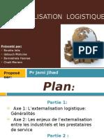 02 - Exposé 2016 - Externalisation Logistique