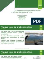 Apresentação Solar Pond - Ex. 2.27