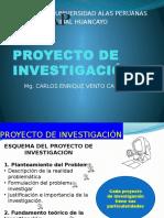 Proyecto de Investigacic3b3n Uap Psicologia