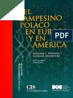 El Campesino Polaco en Europa y en América