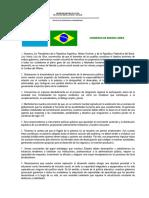 Argentina-Brasil - Consenso de Buenos Aires 3 p.