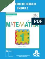 Matemática 1º Básico-Cuaderno de Trabajo 2