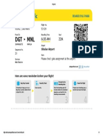 Boarding Pass Akoa