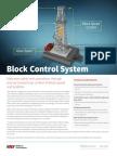 Block Contorl System Flyer