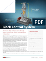 Block Contorl System Flyer