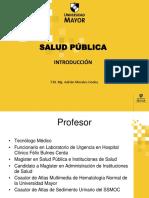 Salud Pública Introducción