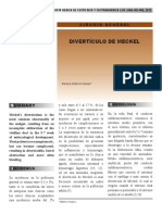 Diverticulo de Meckel PDF