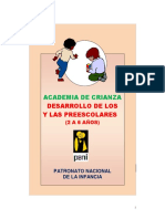 Desarrollo Preescolares 2 a 6