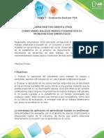 Anexo - Etapa 7 - Evaluación Final Por POA