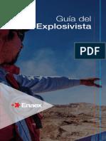 Guía Del Explosivista ENAEX 2016