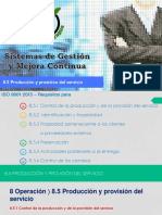 Pres_Producción y Provisión Del Servicio