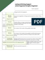 speakingwritingsupportsample1 toulminargumentgraphicorganizer docx  1