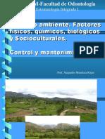 medio ambiente y factores