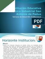 Institución Educativa Técnica Industrial San Antonio de Padua