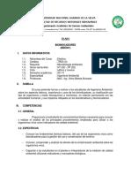 bioindicadores - M2E001