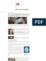 Epidemiología Del Consumo de Drogas en México