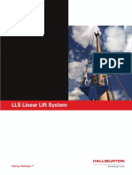 Linear Lift System