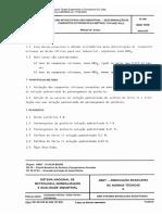 NBR 7979 - Acido Nitrico Para Uso Industrial - Determinacao de Compostos Nitrosos Pelo Metodo Tit