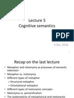 Semantics L5