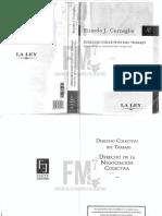 (517-03) Derecho Colectivo Del Trabajo - Cornaglia