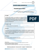 transporte oseo