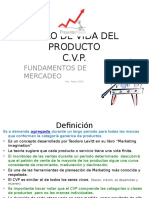 Ciclo de Vida Del Producto. Power Point Rev 2016