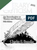 Literary Criticism - C.E. Bressler