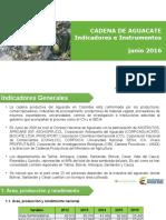 002 - Cifras Sectoriales - 2016 - Aguacate - Junio 2016 (1)