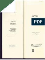 9. Weber%2c Max%2c La Ética Protestante