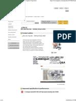 torque sensor  |Unipulse Corporation