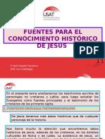 Fuentes Del Conocimiento Històrico de Jesucristo!