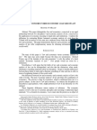 George Miller - Law and Economics Versus Economic Analysis of Law