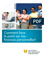 Comment Faire Point Finances Personnelles Fr