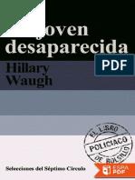 La Joven Desaparecida - Hillary Waugh