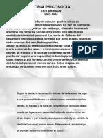 10. Erikson 8 Etapas