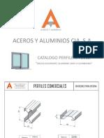 Aceros y Aluminios 2012