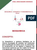 Clase 1 Bioq Esmvz 2016