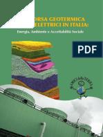 Libro Geotermia Bassa