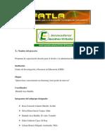 Proyecto Educativo C.I.D.E.