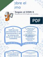 Criterios de Diagnóstico Sobre El Autismo
